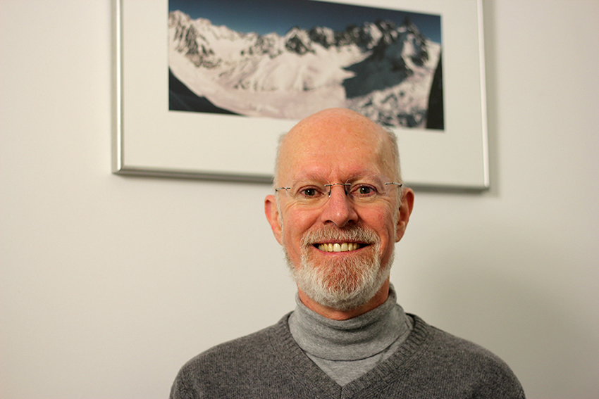 Professor Martin Price elected as a Fellow of the Royal Society of Edinburgh