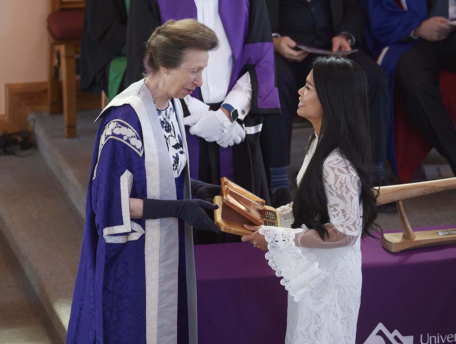 HRH The Princess Royal to attend Perth College UHI graduation