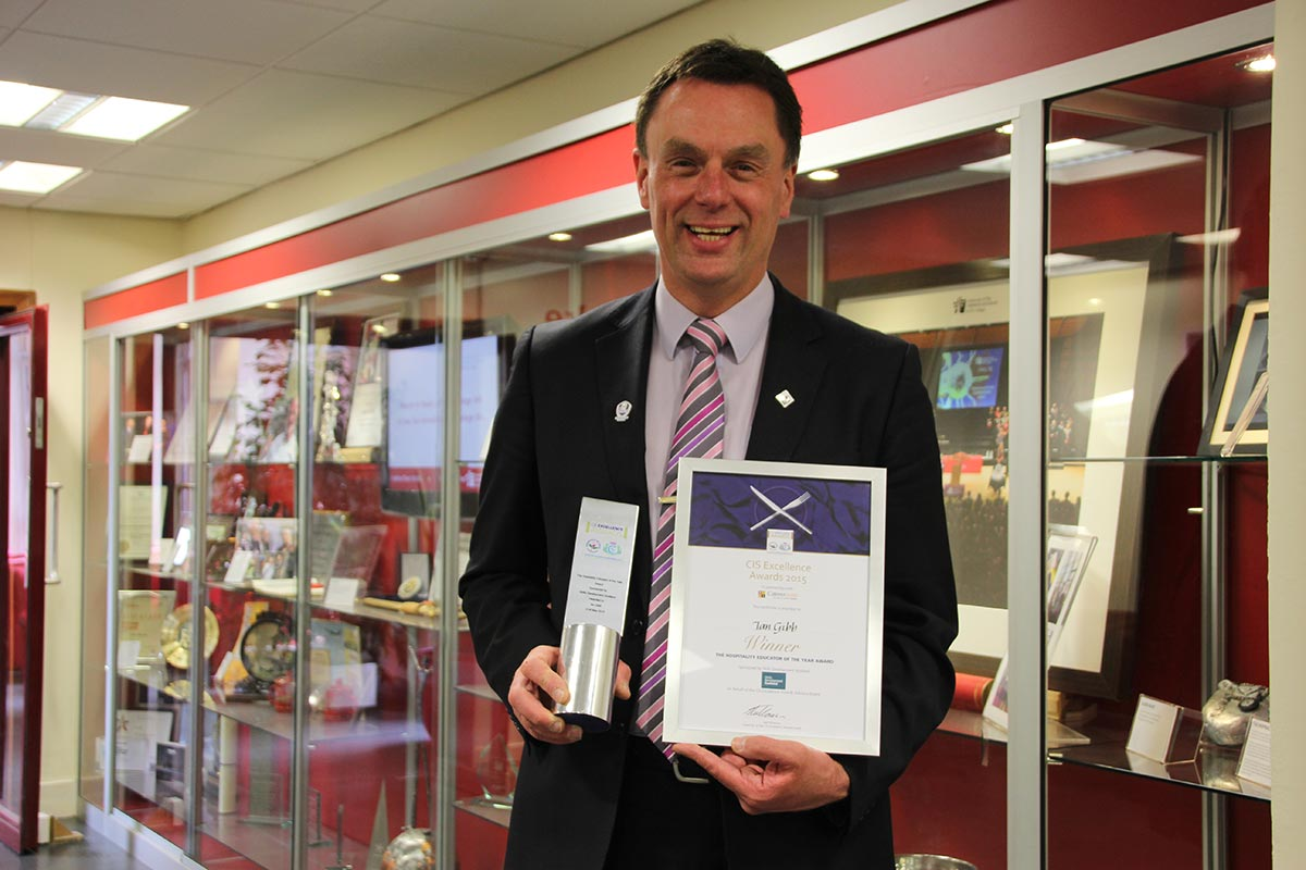Perth Tutor Scoops Top Culinary Award