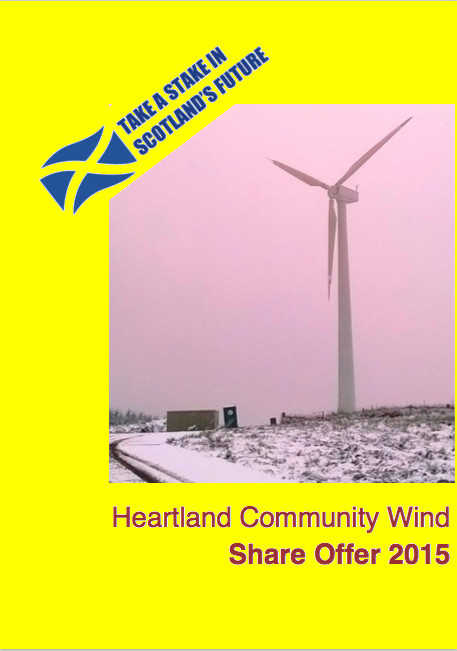 Students at Heart of New Community Wind Project