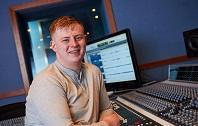 Keith Harvey, BSc (Hons) Audio Engineering, now studying MLitt Archaeology at our Perth College UHI campus